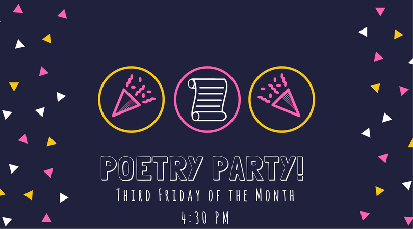 Poetry Party!
